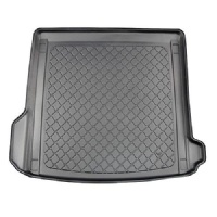 Audi Q8 / SQ8 2018 - Onwards Moulded Boot Mat product image