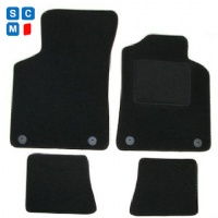 Audi TT Mk1 Coupe (8N; 1999 - 2006) Fitted Car Floor Mats product image