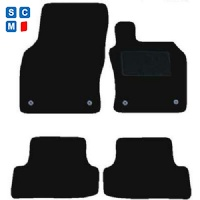 Audi TT Mk3 Coupe (8S; 2014 Onwards) Fitted Car Floor Mats product image