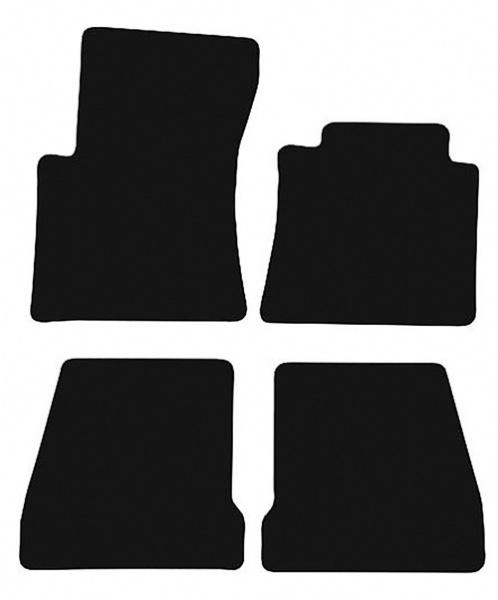 Bentley Mulsanne 2010-Onwards (4xVelcro) Floor Mats product image