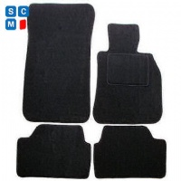 BMW 1 Series Convertible 2008 Onwards (E88) (2x Velcro Fixing) Fitted Car Floor Mats product image