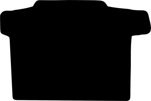 BMW 1 Series Hatchback 2004 - 2011 (E87) Fitted Boot Mat product image