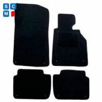BMW 3 Series Compact 2001 - 2005 (E46)  Car  Mats