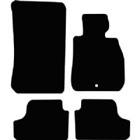 BMW 3 Series Convertible 2007 - 2012 (E93) (One Locator) Fitted Car Floor Mats product image