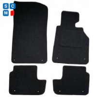 BMW 3 Series Convertible 1999 - 2006 (E46) Fitted Car Floor Mats product image