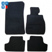 BMW 3 Series Coupe 2007 - 2012 (E92) (4x Velcro Fitting) Fitted Car Floor Mats product image