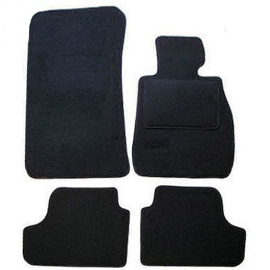 BMW 3 Series Coupe 2007 - 2012 (E92) (2x Velcro Fitting) Fitted Car Floor Mats product image