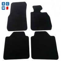 BMW 3 Series GT 2014 onwards (F34) (2x Velcro Fitting) Fitted Car Floor Mats product image