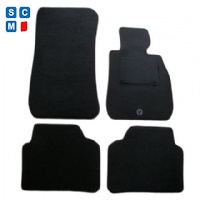BMW 3 Series Saloon 2005 - 2011 (E90) (One Locator)  Car  Mats