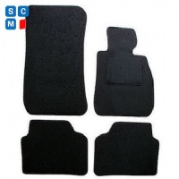BMW 3 Series Saloon 2005 - 2011 (E90) (2x Velcro Fitting)  Car  Mats