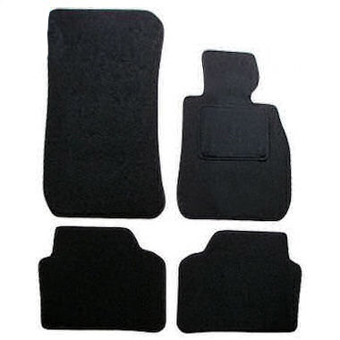 BMW 3 Series Saloon 2005 - 2011 (E90) (2x Velcro Fitting) Fitted Car Floor Mats product image