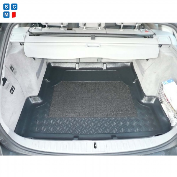 BMW 3 Series Touring 2005 - 2012 (E91) Moulded Boot Mat image 2