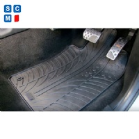 BMW 3 Series Touring 2012 - Onwards (F31) (4x Velcro Fitting)  Moulded Floor Liners product image