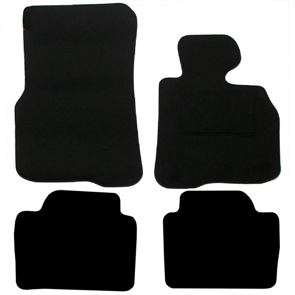 BMW 4 Series Gran Coupe 2014 - Onwards (F36) (2x Velcro Fitting) Fitted Car Floor Mats product image