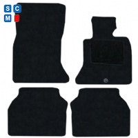 BMW 5 Series GT 2009 - Onwards (F07) (2x Velcro Fitting) Fitted Car Floor Mats product image
