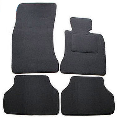BMW 5 Series Saloon 2003 - 2010 (E60) (4x Velcro Fixing) Fitted Car Floor Mats product image