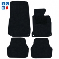 BMW 5 Series Saloon 1996 - 2003 (E39) (4 Locators)  Car  Mats