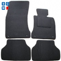 BMW 5 Series Touring 2003 - 2010 (E61) (Four Locators) Fitted Car Floor Mats product image