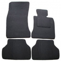 BMW 5 Series Touring 2003 - 2010 (E61) (4x Velcro Fitting) Fitted Car Floor Mats product image