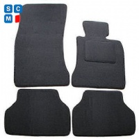 BMW 5 Series Touring 2003 - 2010 (E61) (2x Velcro Fitting) Fitted Car Floor Mats product image