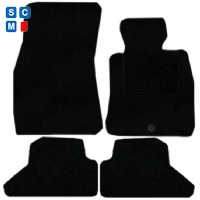 BMW 6 Series Convertible 2003 - 2010 (E64) (Velcro Fixings) Fitted Car Floor Mats product image