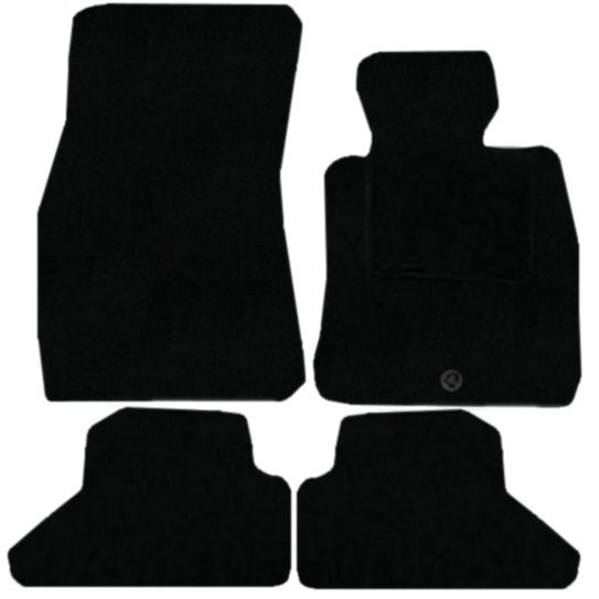 BMW 6 Series Convertible 2003 - 2010 (E64) (Single locator) Fitted Car Floor Mats product image