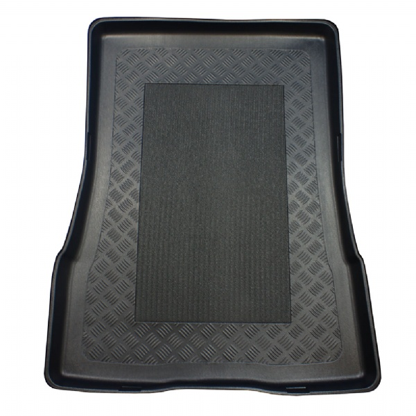 bmw  series  onwards  moulded boot mat  simply car mats