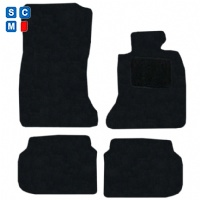 BMW 7 Series 2009 - 2015 (F01)(SWB) (2x Velcro Fitting) Fitted Car Floor Mats product image