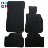 BMW 1 Series Hatchback 2004 - 2011 (E87) (2 Clip) Fitted Car Floor Mats