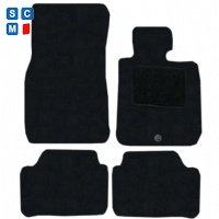 BMW 1 Series Hatchback 2011 Onwards (F20 / F21) (Single Locator) Fitted Car Floor Mats