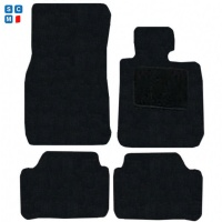 BMW 1 Series Hatchback 2011 Onwards (F20 / F21) (4x Velcro Fitting) Fitted Car Floor Mats