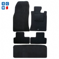 BMW Mini Cooper R50 2001 to 2006 (With Boot Mat) Fitted Car Floor Mats