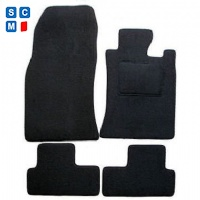 BMW Mini Cooper 2001 to 2006 (R50) (Velcro) Fitted Car Floor Mats