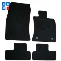 BMW Mini Cooper R56 2007 - 2013 (Twin Locator) Fitted Car Mats