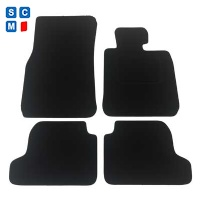 BMW M2 Series Coupe 2014 - Onwards (2x Velcro Fitting) Fitted Car Floor Mats product image