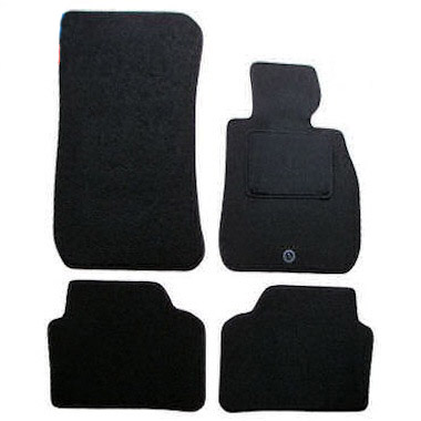 BMW M3 Saloon 2005 - 2011 (E90) (2x Velcro Fitting) Fitted Car Floor Mats product image