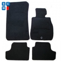 BMW M3 Coupe 2007 - 2013 (E92) (4x Velcro Fitting) Fitted Car Floor Mats product image