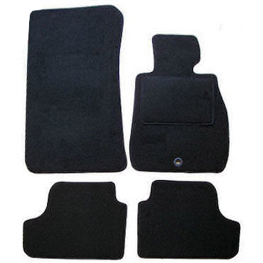 BMW M3 Convertible 2007 - 2013 (E93) (4x Velcro Fitting) Fitted Car Floor Mats product image