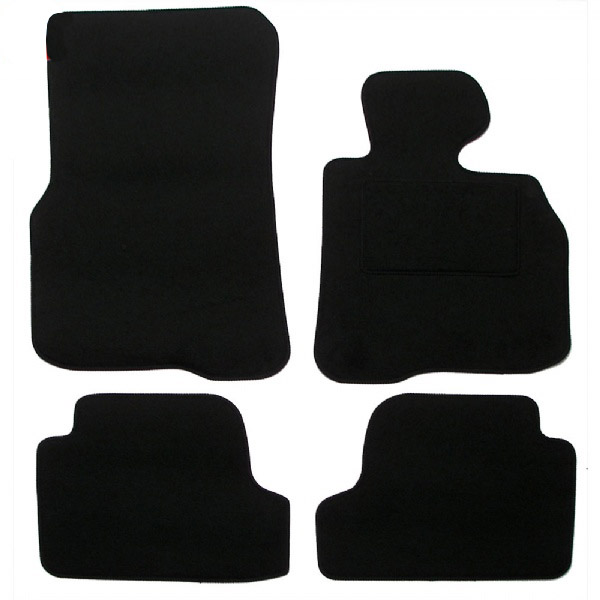 BMW M4 Convertible 2014 - Onwards (F33) (4x Velcro Fitting)Fitted Car Floor Mats product image