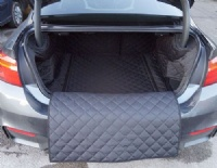 BMW 4 SERIES M4 F82 Coupe (2013 onwards) Quilted Waterproof Boot Liner