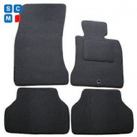 BMW M5 Saloon and Touring 2003 - 2010 (E60) (2x Velcro Fitting) Car  Mats