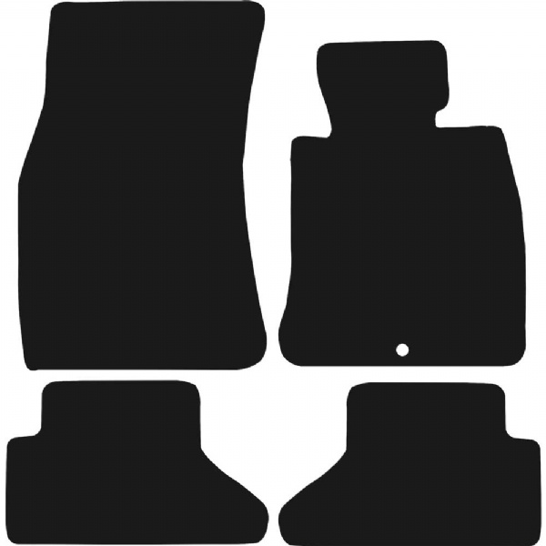 BMW M6 Convertible 2003 - 2011 (E63-E64) Fitted Car Floor Mats product image