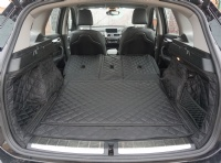 BMW X1 (2015 onwards) Quilted Waterproof Boot Liner