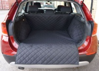 BMW X1 (2009 - 2015) Quilted Waterproof Boot Liner
