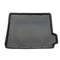 BMW X3 2011 - 2018 (F25) Moulded Boot Mat