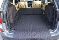 BMW X3 (2010-2018) Quilted waterproof boot liner