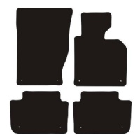 BMW X3 2003 - 2010 (E83)(four Locators) Fitted Car Floor Mats product image
