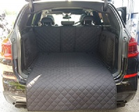 BMW X3 Hybrid (2021 - Onwards) Quilted Waterproof Boot Liner