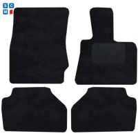 BMW X3 2011 - 2018 (F25)(4x Velcro Fitting)  Car  Mats