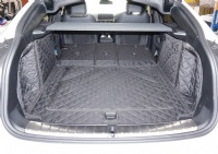 BMW X4 MHEV (2021 onwards) Quilted Waterproof Boot Liner
